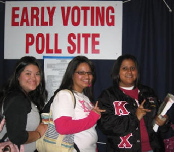 TX MINORITY VOTING