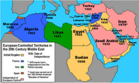 geog 1303 notes regions africa