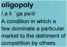 oligopoly in the beer industry