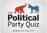 LINK TO PEW'S POLITICAL PARTY QUIZ